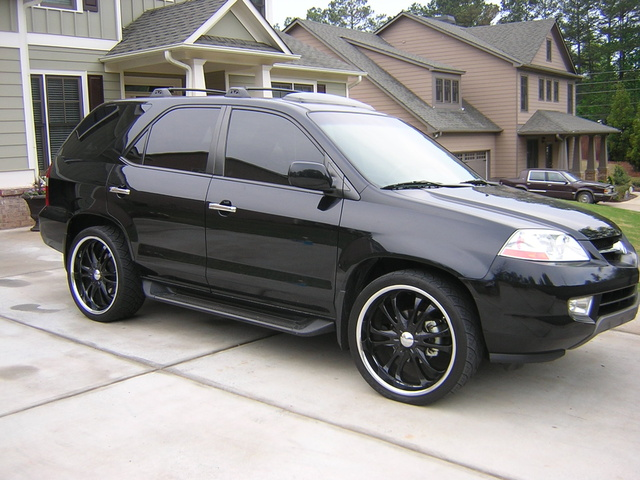 Picture of 2002 Acura MDX AWD with Touring Package