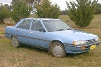 1985 Mitsubishi Magna Overview