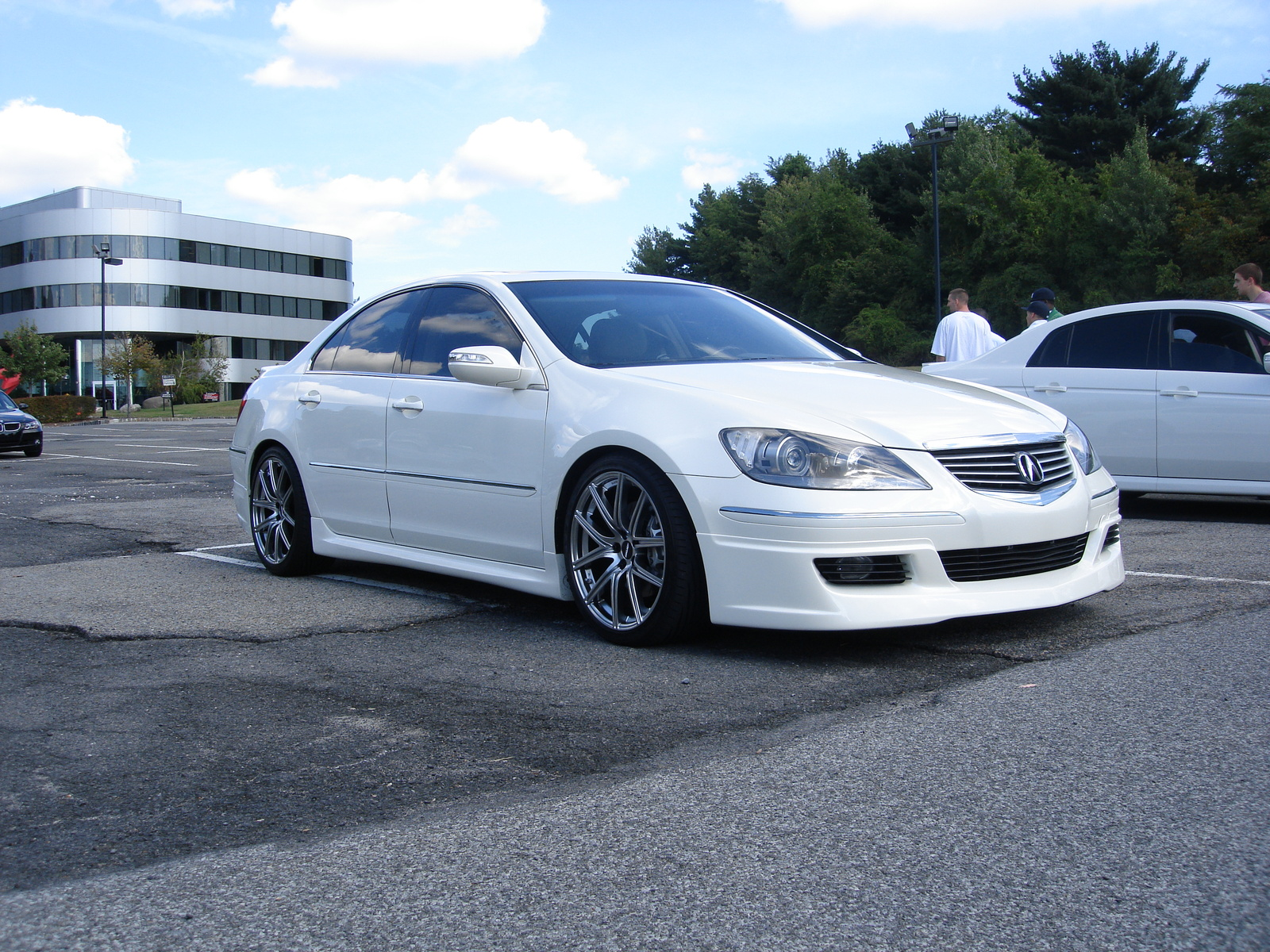 2006 Acura RL - Pictures - 2006 Acura RL 3.5L AWD w/Navi ...