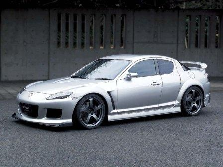 Picture of 2007 Mazda RX-8