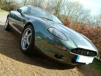 Picture of 2001 Aston Martin DB7 Vantage Coupe RWD, exterior, gallery_worthy