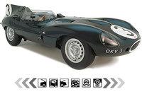 1954 Jaguar D-TYPE Overview