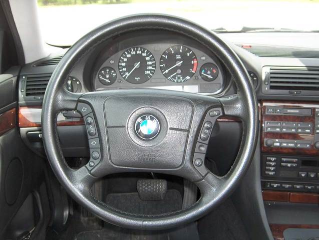 Picture of 1994 BMW 7 Series 740iL, interior
