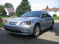 2003 Honda Civic Coupe picture, exterior