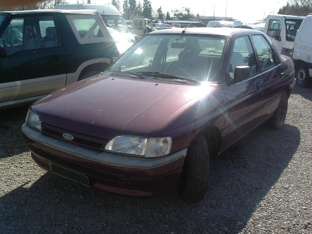 Picture of 1991 Ford Orion, exterior