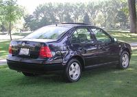 2000 Volkswagen Jetta GLS TDi picture, exterior