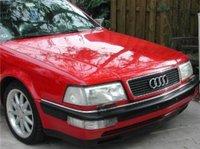 1991 Audi V8 Overview