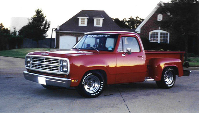 Dodge D Series Pic X on 1976 Dodge Ram 3500