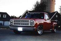 Picture of 1979 Dodge D-Series, exterior