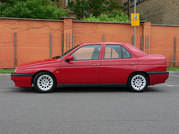 Picture of 1997 Alfa Romeo 155