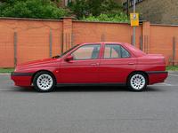 1997 Alfa Romeo 155 Overview