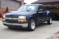 Picture of 2000 Chevrolet Silverado 1500 LS  Stepside Short Bed 2WD, exterior, gallery_worthy