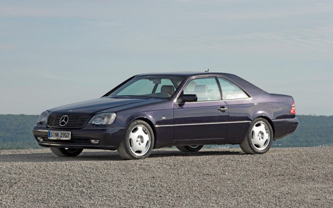 Picture of 1998 Mercedes-Benz CL-Class CL 500 Coupe, exterior, gallery_worthy