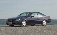 1998 Mercedes-Benz CL-Class Picture Gallery