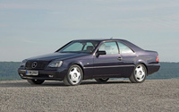 1998 Mercedes-Benz CL-Class Overview
