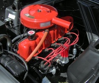 1962 Ford Falcon picture, engine