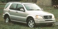 Picture of 2001 Mercedes-Benz M-Class ML 320, exterior