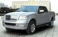 2008 Lincoln Mark LT 4WD, 2008 Lincoln Mark LT 4X4 picture, exterior