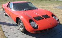 1966 Lamborghini Miura Overview