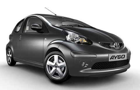 Picture of 2005 Toyota Aygo