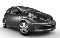 2005 Toyota Aygo Overview