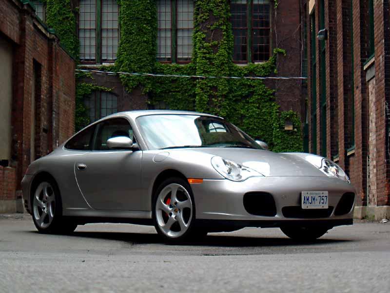 Porsche Carrera 4s 2004 Porsche 911 Carrera 4s 2004