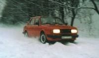 1986 Skoda 130 Overview