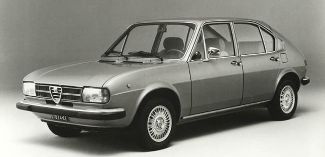 Picture of 1975 Alfa Romeo Alfasud