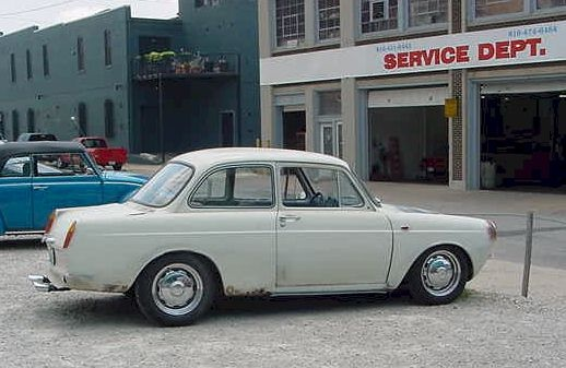 1962 Volkswagen 1500 - Pictures - CarGurus