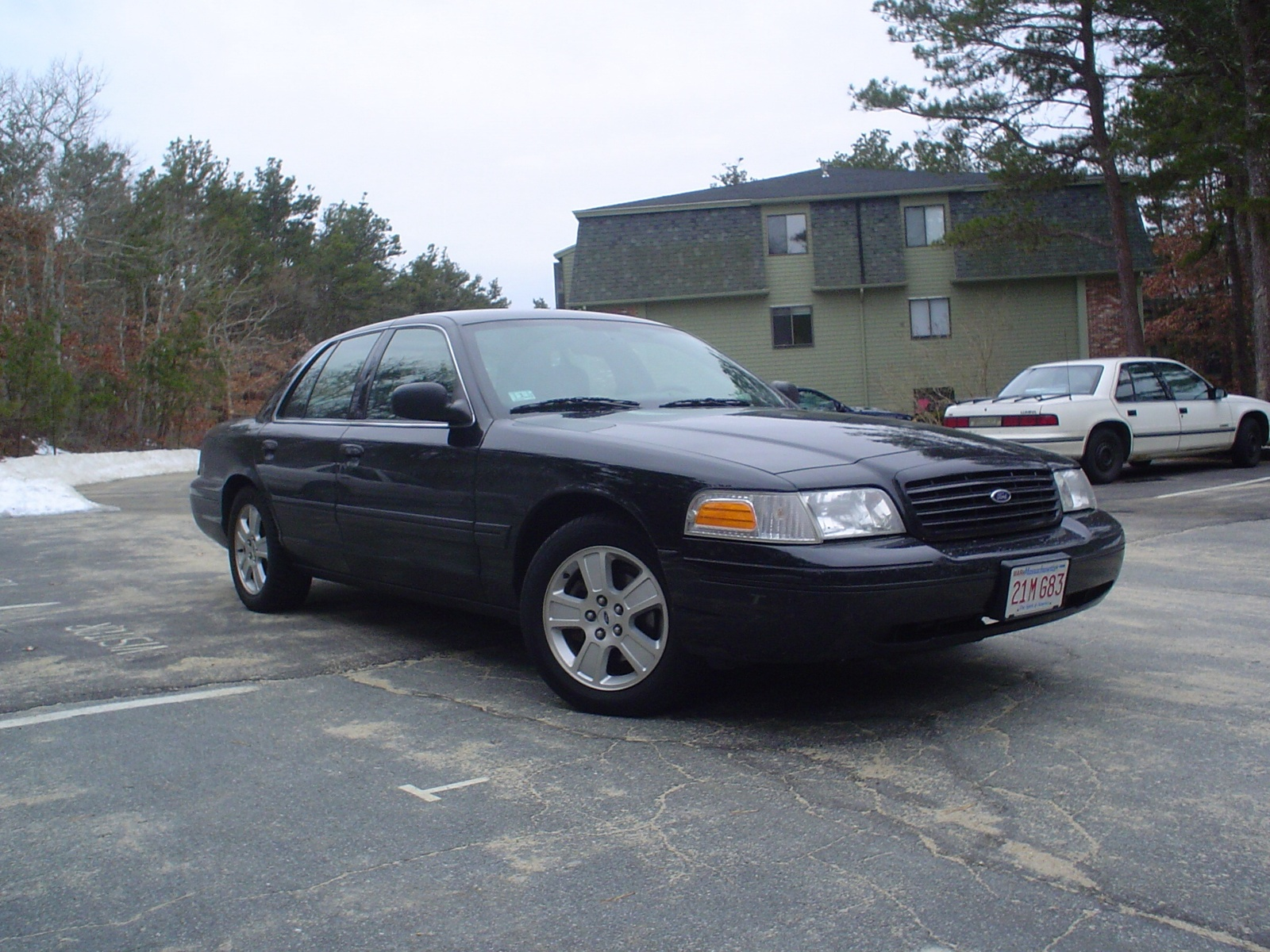 2003 ford crown victoria lx sport p74 in. Black Bedroom Furniture Sets. Home Design Ideas
