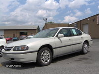 Picture of 2003 Chevrolet Impala Base, exterior