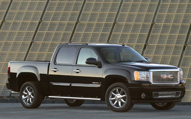 Picture of 2008 GMC Sierra 1500