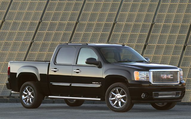 2008 GMC Sierra 1500 picture