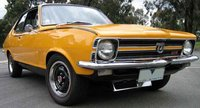 1969 Holden Torana Overview