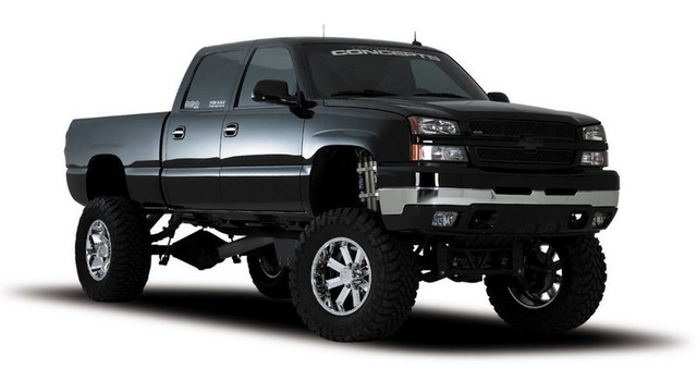 Picture of 2005 Chevrolet Silverado 1500, exterior, gallery_worthy