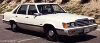 1984 Ford LTD Overview