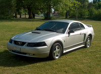 2001 Ford Mustang Base picture, exterior