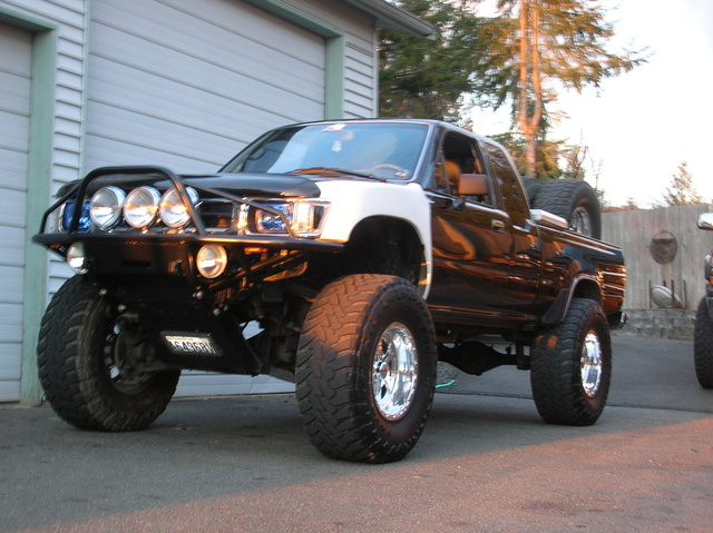 Picture of 1994 Toyota Pickup 2 Dr DX V6 4WD Extended Cab SB, exterior