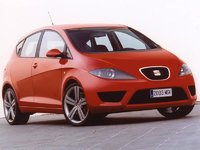 2004 Seat Altea Picture Gallery