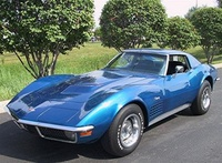1970 Chevrolet Corvette picture, exterior