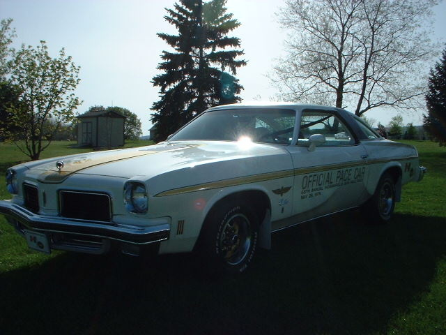 Picture of 1974 Oldsmobile Cutlass, exterior, gallery_worthy