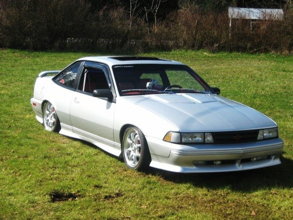 Picture of 1990 Chevrolet Cavalier Z24 Coupe FWD, exterior, gallery_worthy