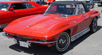 1966 Chevrolet Corvette Convertible Roadster picture, exterior