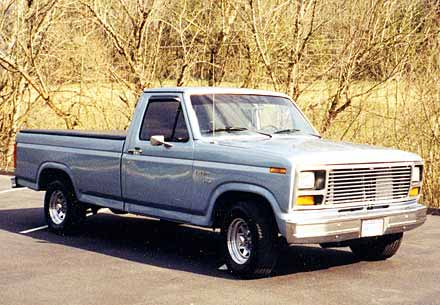 1980 Ford F-150 picture, exterior