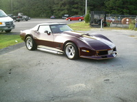 1980 Chevrolet Corvette Base, 1980 Chevrolet Corvette Coupe picture, exterior
