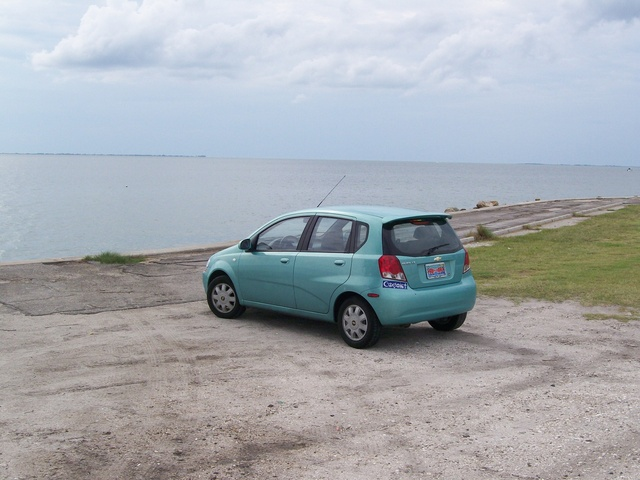 Picture of 2005 Chevrolet Aveo LT Hatchback FwD, exterior, gallery_worthy
