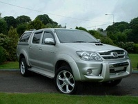 2006 Toyota Hilux Picture Gallery