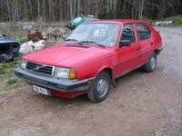 1981 Volvo 340 Overview