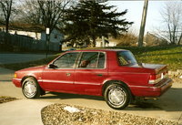 Picture of 1993 Plymouth Acclaim 4 Dr STD Sedan, exterior