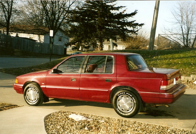 1993 Plymouth Acclaim Pictures Cargurus